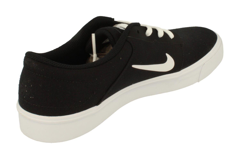 Nike sb portmore tela tela tela mens formatori 723874 scarpe scarpe 001 | ecologico  0a963c