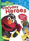 Sesame Street Everyday Heroes 0891264001106 DVD Region 1 P H