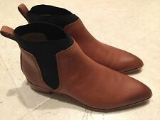 50fd8162a60d9 item 4 New Women Ted Baker Shoes 6 Maki Ankle Leather Boots Brown Tan Black  Bootie! -New Women Ted Baker Shoes 6 Maki Ankle Leather Boots Brown Tan  Black ...