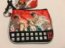 One Direction Coin Purse Id Holder 1D