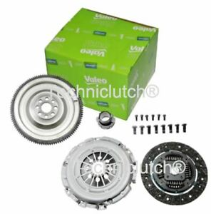 FLYWHEEL AND VALEO CLUTCH KIT FOR BMW 3 SERIES PETROL COUPE 320 CI RWD -- E46