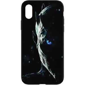Details about Game of Thrones Fellowes Official Night King Glow in the Dark Case iPhone XR