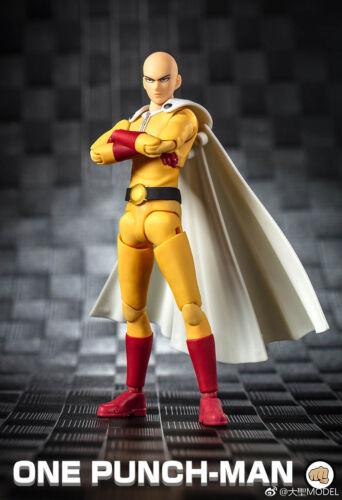 Dasin One Punch Man Action Plastic Model GT Figure