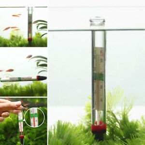 Accessories-Wall-Aquarium-Themometer-Floating-Glass-Tube-Fish-Tank-Temperature