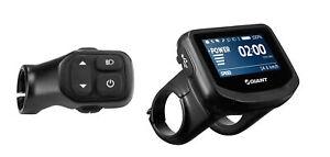 GIANT RideControl Evo Display/Bedieneinheit für 31,8 und 35mm Lenkern