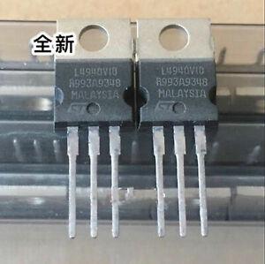 3 x L4940V10 Voltage Regulator
