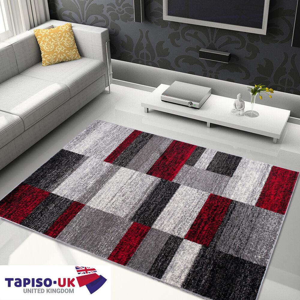 Tapis d'abstraction pour salle salle salle de séjour meilleur prix rectangles motif gris | D'être Très Apprécié Et Loué Par Les Consommateurs  1e3346