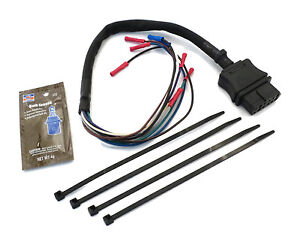 snow plow harness repair kit vehicle side 22336k for fisher snowplow blade ebay