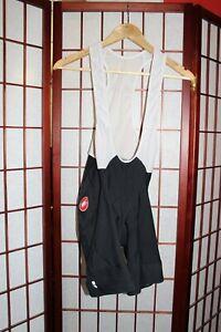 Castelli Kiss mens cycling bib shorts size M . ALY