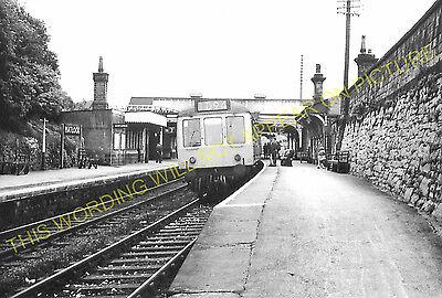 Cromford 4 Matlock Bath Railway Station Photo Rowsley to Ambergate Matlock