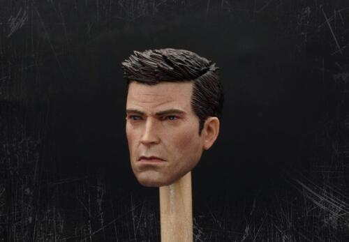 1//6 Bruce Wayne Head Carving Batman Arkham Knight Head Model F 12/'/' Figure