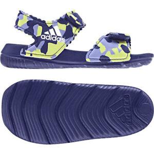 Details about Adidas Sandal Girl Camouflage Art. DA9603 Mod. Altaswim G