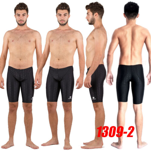 NEW ARRIVALS NWT HXBY MEN SWIM SHORTS TRAINING RACING JAMMER ALL SIZE FREE SHIP