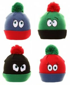 86b65081ab7 Children s Unisex Novelty Funny Eyes Ski Beanie Winter Warm Comfy ...
