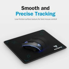 VicTsing Mouse Pad Stitched Edge Non-slip Rubber Mat for PC Laptop Computer