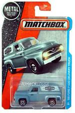 2017 Matchbox #17 MBX City Adventures '55 Ford F-100 Delivery Truck