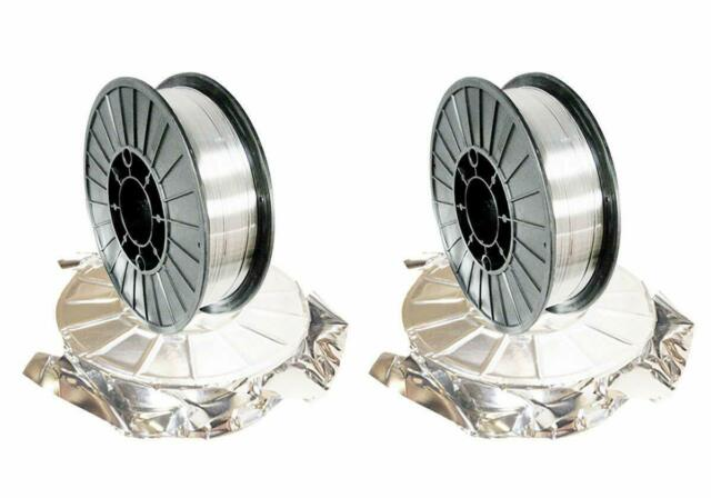 "WeldingCity Gasless Flux-Cored MIG Welding Wire E71T-GS .030/"" 0.8mm 2-lb2-pk"