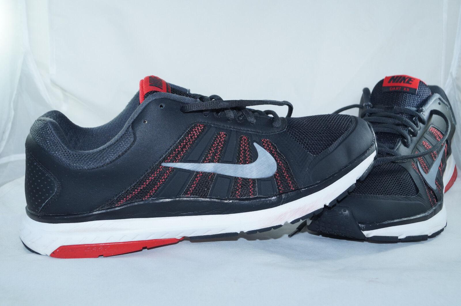Nike Dart 12 XII GR: 45,5 Sportschuhe Running Laufschuhe