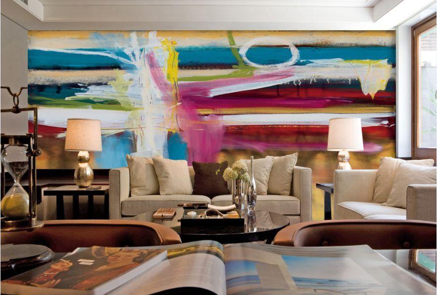 3D graffiti 3777 Parete Murale Foto Carta da parati immagine sfondo muro stampa