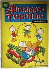 Almanacco Topolino 1969 n. 3 Marzo Edizioni  Mondadori
