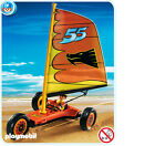 PLAYMOBIL 4216 - Windracer