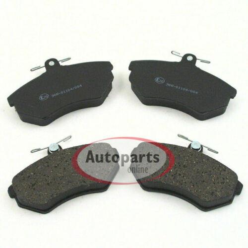 Smart Fourfour 454 Bremsbeläge Bremsklötze vorne für die Vorderachse