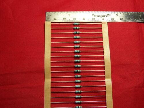 1.5M 1M5 Ω Ohm Metal Film Resistor 20 Pcs.