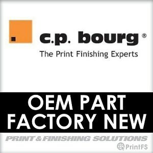 CP Bourg OEM Part Suction Cup, Thick Blind (Orange) P/N # 9260704