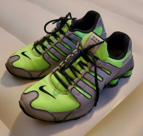Mens Nike Shox Size 9.5- Personalized by Nike ID