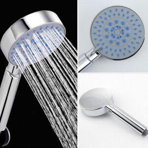 High-Turbo-Pressure-Shower-Head-Bathroom-Powerful-Energy-Water-Saving-Filter-New