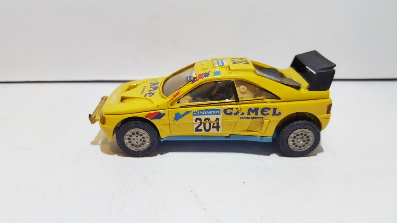 HECO MODELS France Resin Peugeot 405 T16 4x4 Paris-Dakar Hand made 1 43 no box
