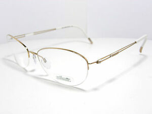 New Authentic SIlhouette Eyeglasses TNG Titan Model 4471 ...