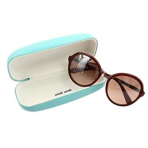 4b640284ab NWT KATE SPADE NEW YORK Annabeth Sunglasses Round Lens Gradient ...