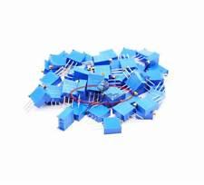 60pcs 100 500k 3296 W 12value Potentiometer Variable Resistor Assorted Kit