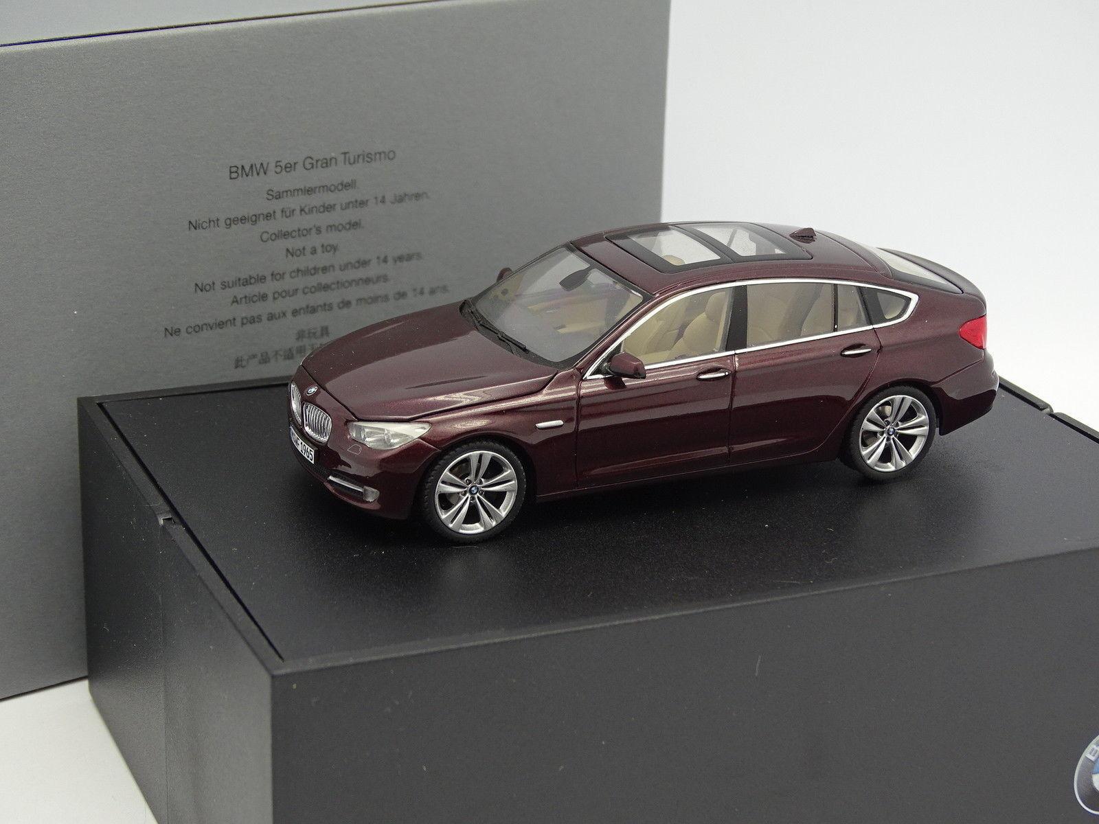 sconto Kyosho 1 43 - BMW BMW BMW Serie 5 Gt Gran Turismo Rosso  acquisto limitato