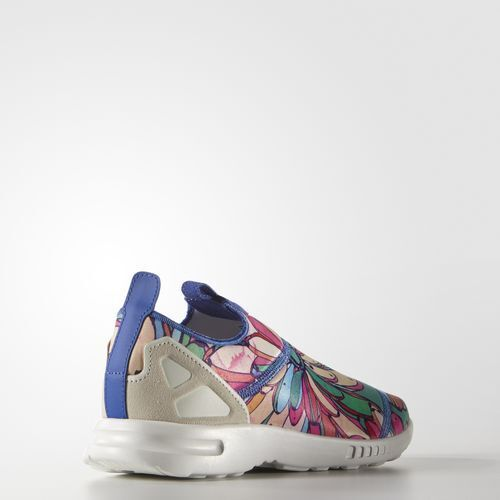 Adidas scarpa scarpa scarpa Damens zx flux adv glatt ziehen s75686 fuxia - verde 074de1