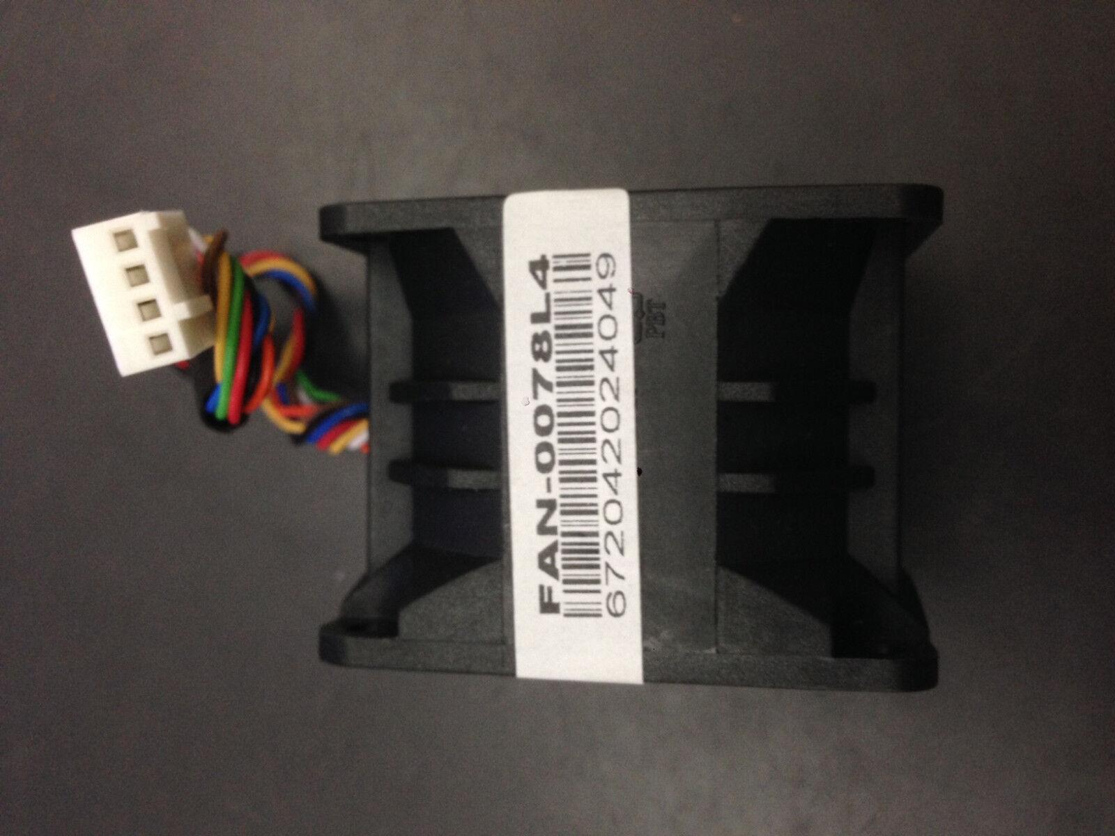 *NEW* Supermicro FAN-0078L4 40x50x38, 4 Pin PWM Fan Assembly for SC513, 813M