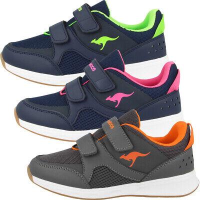 Ehrlich Kangaroos Courty V Schuhe Kinder Sneaker Kids Sport Freizeit Turnschuhe 18408 Verschiedene Stile