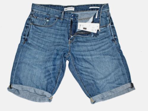 Esprit Collection Bermuda 047eo2c001 903 Shorts avec Lin Part NEUF w32-33