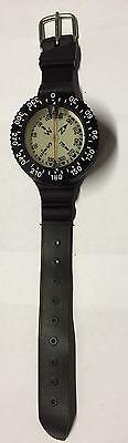 Polaris Tauchkompass mit Armband Taucherkompass NEU vom Fachhandel !!!
