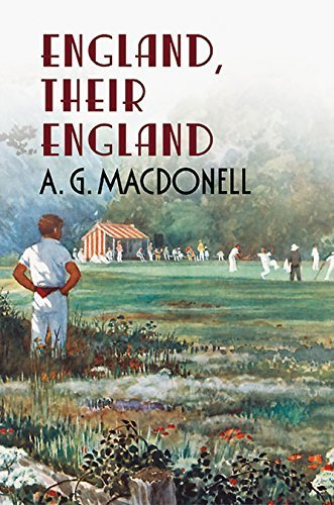 Macdonell  G.A-England Their England BOOK NEUF