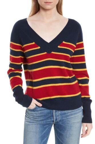 Cashmere Dorothy 318 Størrelse neck Retail Small V Nwt udstyr Sweater 5HxpUU