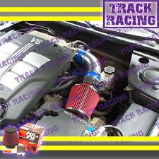 AIR INTAKE KIT FOR 03 04 05 06-08 HYUNDAI TIBURON GT/SE/GTP 2.7L V6+K&N Blue Red