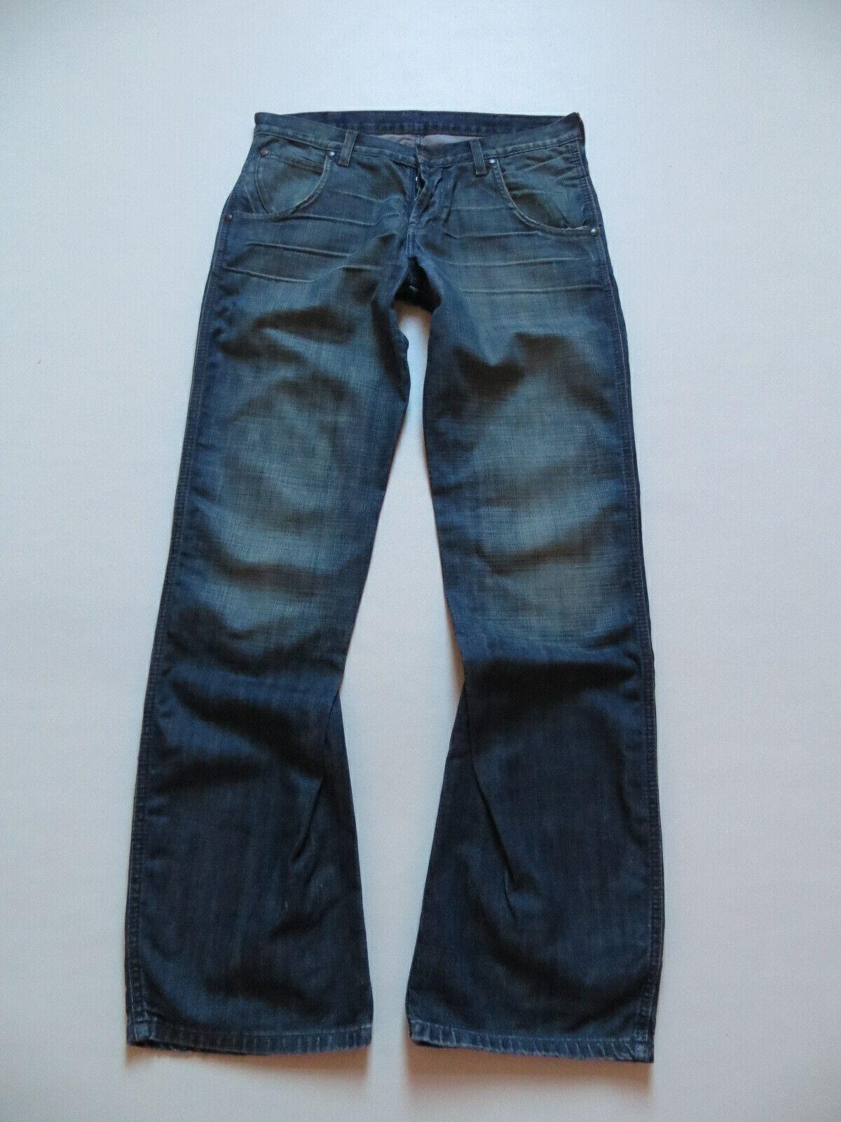 Wrangler SHARKEY Bootcut Jeans Hose W 31  L 34, TOP   Vintage X-Low Denim, RAR