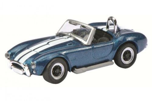Schuco 1:87 AC Cobra blau-weiß 452615400