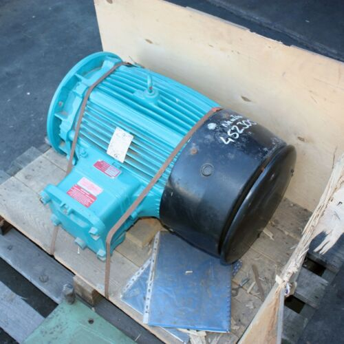 Brook Crompton INVENSYS 22KW 30HP FLAMEPROOF 3 electric induction motor EXD