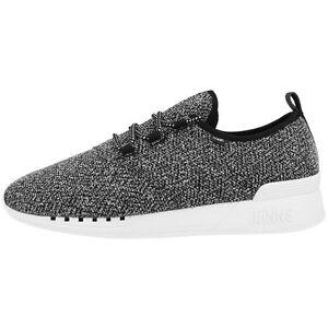 Lowlau Djinns Freizeit Moclau Djinn's Schuhe Squeeze Black Sport Forlow Sneaker zw0Hq