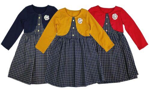 New Kids Girls Long Sleeve Princess Dress Tops Tunika Casual Party X-Mas Dress