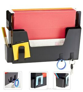 Image Is Loading Wall File Folder Organizer Document Letter Memo Holder