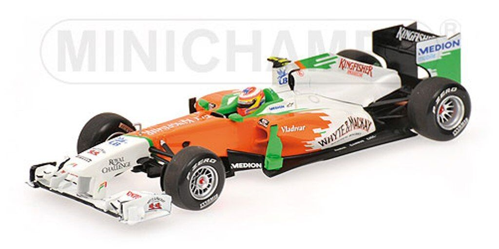 MINICHAMPS 410 110015 110084 85 120011 Force India voitures Diresta Sutil 2011 2012